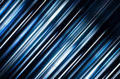 Blue and white gradient background - stock photo
