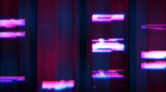 Bright Line 07 - stock footage