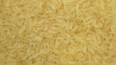4K Rice Grains Rotating Stock Footage