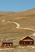 Bodie State Historic Park - stock photo