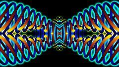 VJ Kaleidoscope - Exotica - 07 Stock Footage