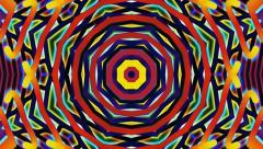 VJ Kaleidoscope - Exotica - 06 Stock Footage
