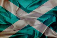 Stock Illustration of scotland grunge waving flag