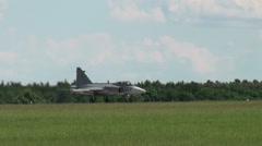 Saab JA-39 Gripen - stock footage