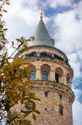 Galata tower in istanbul turkey Kuvituskuvat