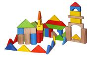 Stock Photo of Montessori toys
