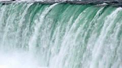 Niagara Falls Canada Stock Footage