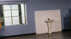 Central jail in Hyderabad India Stock Footage