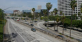 4K Freeway Traffic 11 Los Angeles Downtown 4k or 4k+ Resolution