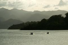 Lake near Arenal Volcano Stock Photos