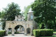 Stock Photo of Archway in some gardens