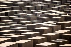 Holocaust memorial - stock photo