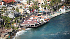 Avalon Catalina 03 HD Stock Footage