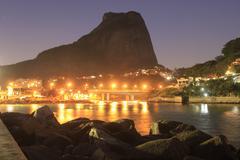 Barra da Tijuca, Rio de Janeiro Stock Photos