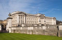 Buckingham Palace, London Stock Photos