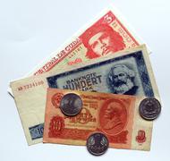 Money picture Stock Photos