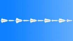 Breathing Running Sound Effect