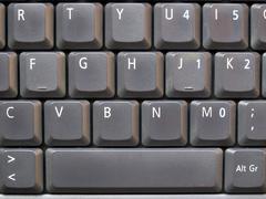 Computer keyboard Stock Photos