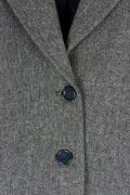 Tweed jacket detail Stock Photos