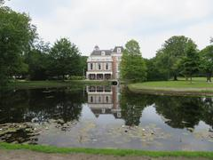 "House of park ""Clingendael"" in The Hague (Holland) Stock Photos"