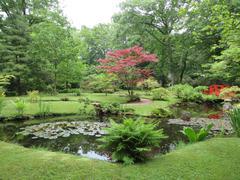 "Estate ""Clingendael"" Japanese Garden in The Hague (Holland) - stock photo"