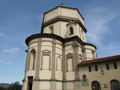 Monte dei Cappuccini, Turin - stock photo