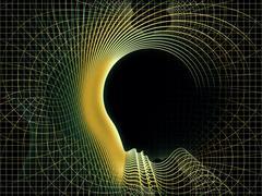 Stock Illustration of Elegance of Soul Geometry