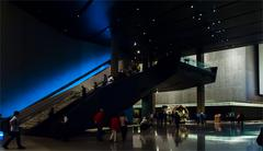911 Memorial Museum - stock photo
