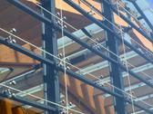 Stock Photo of Glass facade