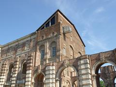 Castello di Rivoli Stock Photos