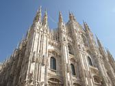 Stock Photo of Duomo di Milano