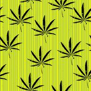 Weeds Stock Illustration