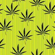 Weeds - stock illustration