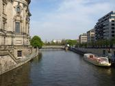 Stock Photo of River Spree, Berlin