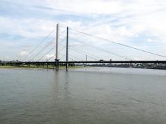 River Rhein Stock Photos