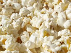 Tehdä popcornia Kuvituskuvat