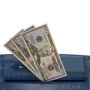 Cash - stock photo