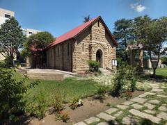 Anglican Church of St John, Maseru Stock Photos