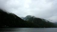 Stock Video Footage of Interior Passage, Coastal British Columbia