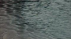 Ripples on the Water Surface Stock Footage