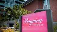 Stock Video Footage of Bayview Residences, Songhees