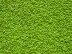Coarse green background Stock Photos