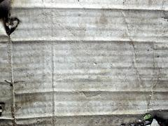Stock Photo of Corrugated cardboard