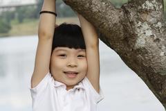 Stock Photo of little girl