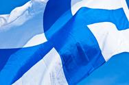 Stock Photo of Finnish flag