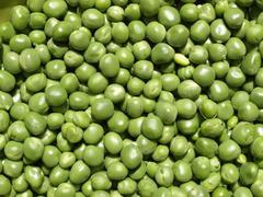 Peas picture Stock Photos