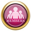 Stock Illustration of members icon