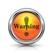 Stock Illustration of warning icon