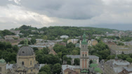 Stock Video Footage of Ukraine, L'viv city .Timelapse. May 28, 2014
