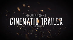 Film Trailer Unlimited 3 (2 in 1) - stock after effects